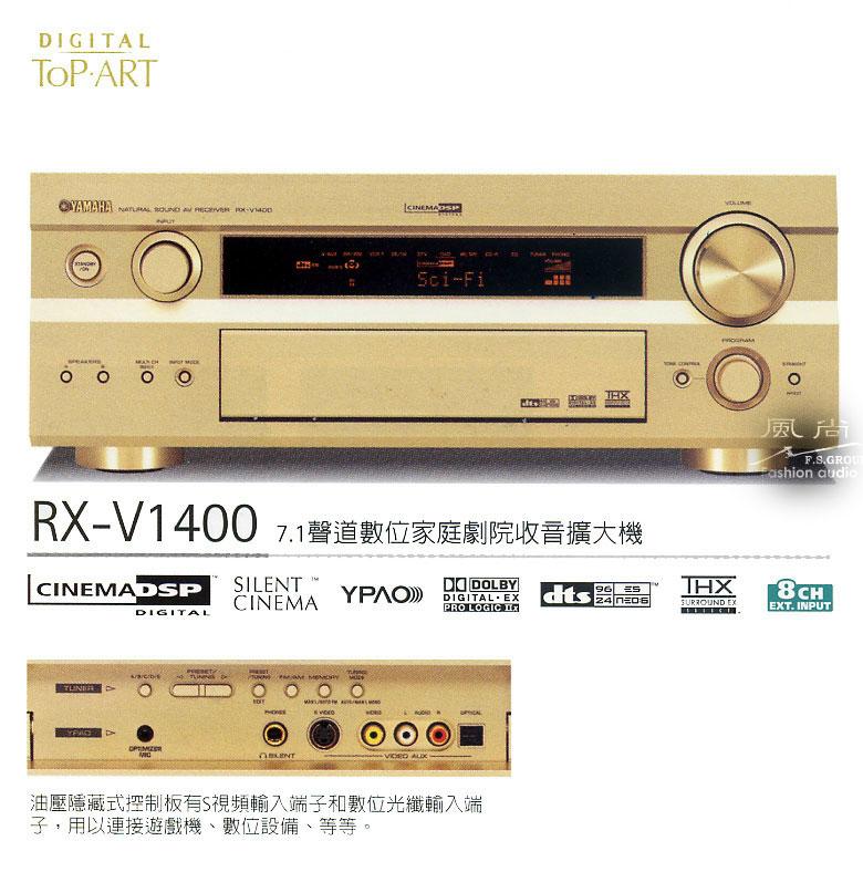 Yamaha Receiver Thx Certified